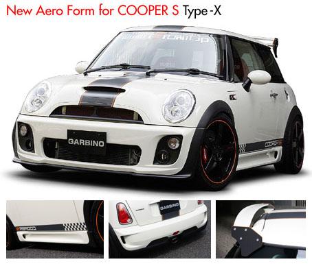 Gialla for Mini Cooper